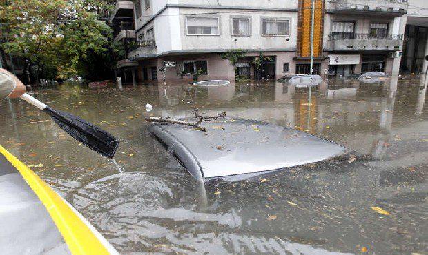 Greenpeace, Campaña #SpritéPonéFecha, Inundaciones en Buenos Aires