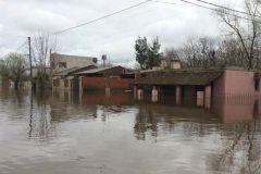 #SpritéPonéFecha, Greenpeace, Inundaciones en Buenos Aires