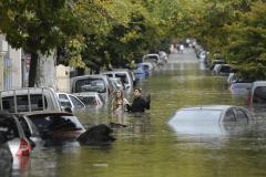 #SpritéPonéFecha, Inundaciones en Buenos Aires